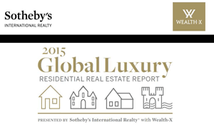 Wealth-X 2015 Luxury Residential Real Estate Report
